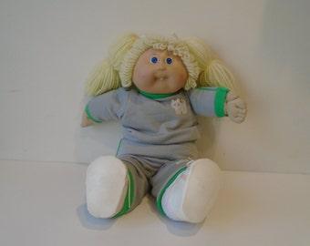 SALE blond Cabbage Patch Kid, girl, OK