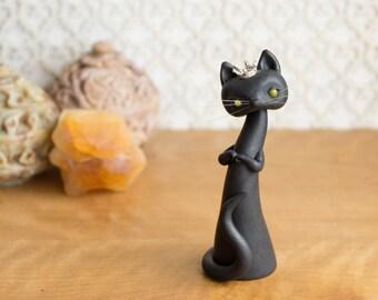 Black Cat Queen by Bonjour Poupette