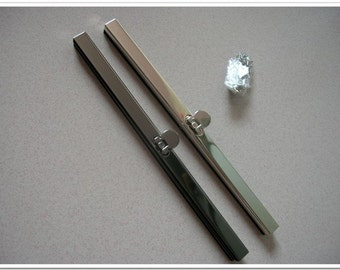"19cm (7.5 inch) silver wallet purse frame wallet frame,7-1/2"""