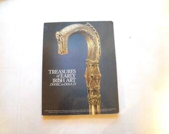 Treasures of Early Irish Art Book Celtic Jewelry Bells