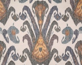 Nate Berkus Kopacki Heather ikat decorative designer pillow cover