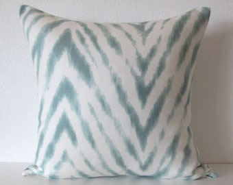 Amir Azur chevron zebra decorative pillow cover