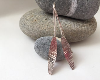 Sterling Silver Earrings - Alan Baillie