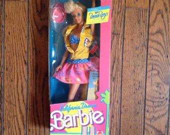 Vintage Barbie California Dream in Box
