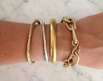 Anchor Link Bracelet