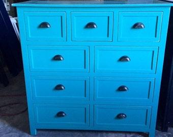 Blue Ocean Handcrafted  Dresser