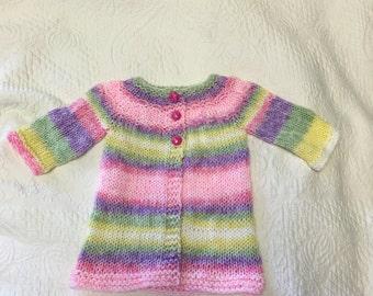 Baby girl sweater
