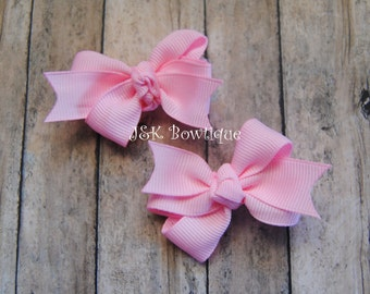 Pink Classic bows