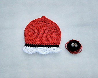 Cotton Navy Baby Hat Navy Newborn hat Baby Girl fashion Cotton Girl hat Knit Crochet Infant Photo prop Summer Baby hat White red blue