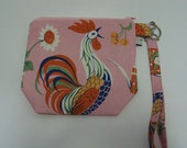 Small Rooster Project Bag