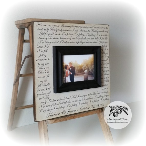 Picture Frames For A Wedding Gift : ... Rings Engagement Rings Promise Rings Ring Bearer Pillows Wedding Bands