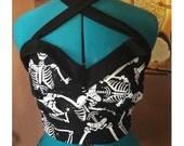 Skeleton Collar Top