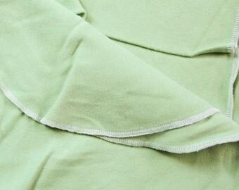 Mint Green Swaddle Blanket