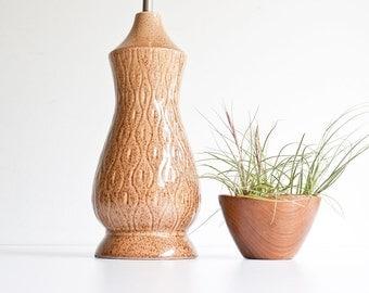 Vintage Mid Century Modern Ceramic Lamp