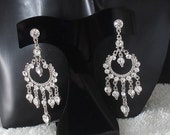 READY FOR SPRING Sale: Ashira Evening Glitz Cz Bridal Present For Her Mothers Day Gift