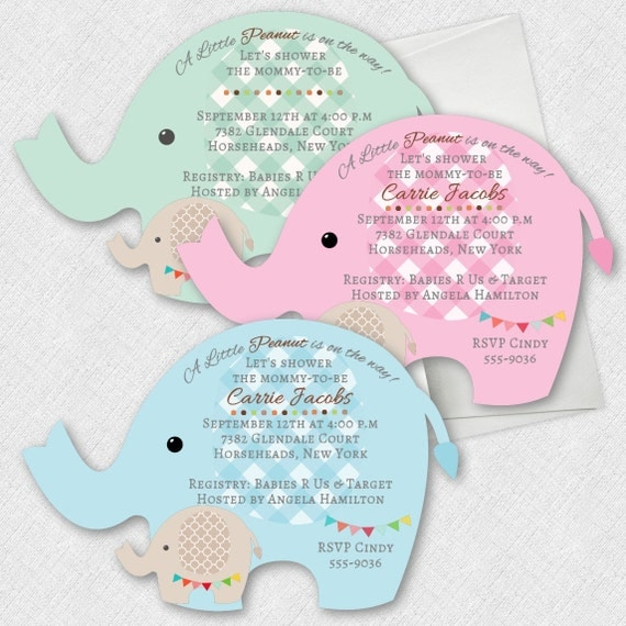 Unique Baby Shower Invitations Wording is good invitations sample