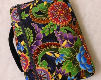 Bible Cover Medallions Purples Blues and More