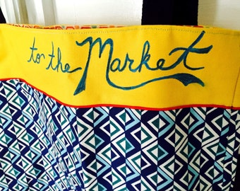 To the Market Bag