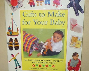 Save 10% Gifts To Make For Your Baby