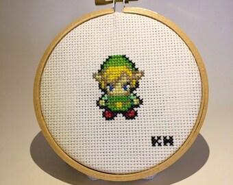 Upgrade: Cross Stitch