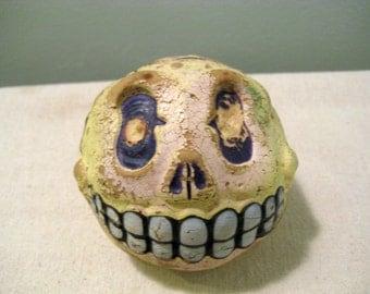Vintage Madballs Skull Face