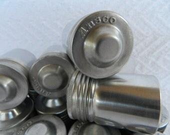 Aluminum Film Containers 19 Of Them