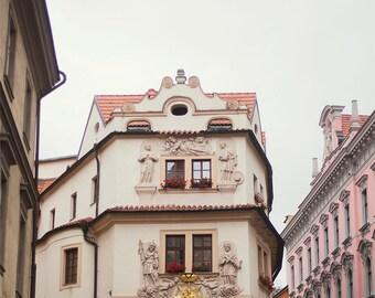 Prague III - Fine Art Photograph, Europe, Wall Art Print, Room Decor, European Travel Photography