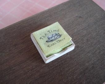 Miniature napkins box