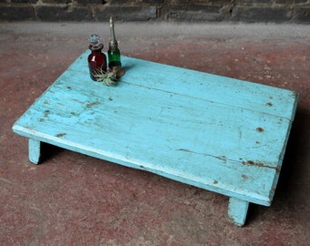 Low Table Centerpiece Indian Bajot Table Boho Decor Antique Small Side Table Wedding Decor Trivet Moroccan Interior