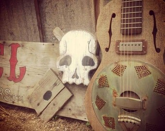 Resonator Guitar, Kochel Guitars