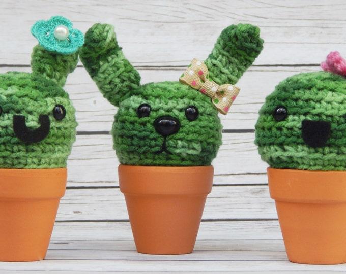 Amigurumi Cacti ~ Sweet Cacti
