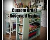 Custom for Megan