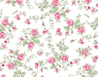 Emma's Garden Y1920-1  by Skipping Stones Studio for Clothworks Fabrics - By the Yard