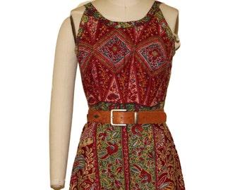 Boho Strap Maxi Dress Size 38 Bust