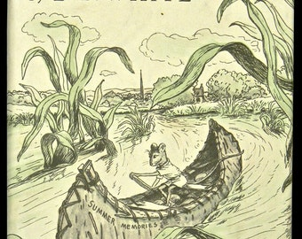 STUART LITTLE by E.B. White, Illustrated by Garth Williams, Hardback, Dust-jacket, circa 1980s