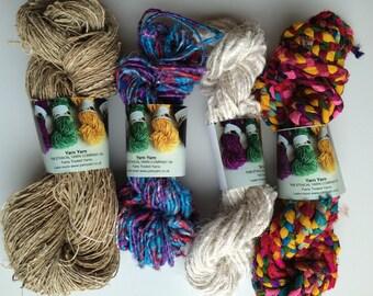 case study trading silk yarn and