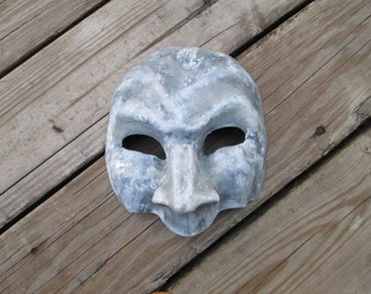 Creepy carnival, custom made, color choices, Mardi Gras, New Orleans, Masked Ball, costume mask