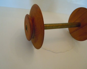 Pipycraft Rimu Spindle Pipy Spinning Wheel Spindle