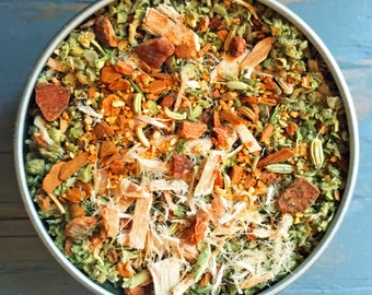 Organic Throat Coat Tea, Herbal Remedy - Herbal Tea, Organic Herbs - Slippery Elm, Marshmallow, Fennel, Wild Cherry, Cinnamon, Licorice