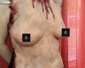 Courtney Flesh Apron