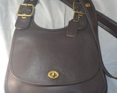 On Sale Coach Brown Bag~Coach~Coach Bag~ Bonnie Cashin Bag~Coach Saddle Bag~ Excellent Condition