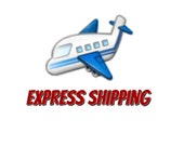 Express shipping - Expedited shipping upgrade item listing for bedding items
