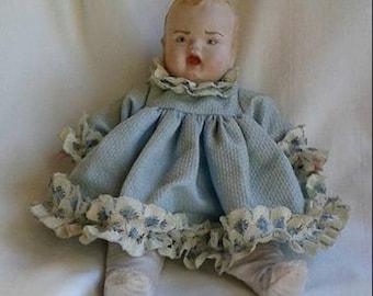 "Vintage 10"" Baby Doll"