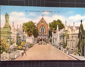 St Roch's Chapel New Orleans LA