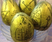 Harry Potter Large Triwizard Eggs