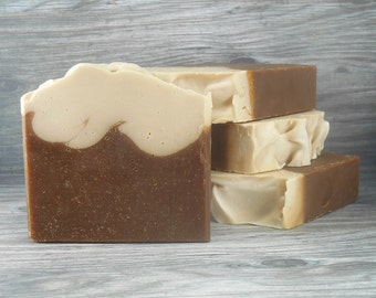 Butterbeer Soap - Butterscotch Marshmallow - The Boy Who Lived