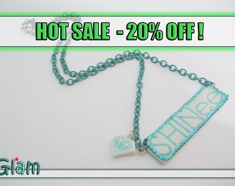 SALE Limited Edition SHINee Bling Bling Necklace