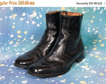 30% OFF Men's Zippered BEATLE BOOTS Size 9 Ee Wide