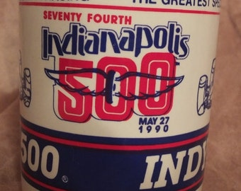 74th Indy 500 Coffee Mug - May 27, 1990