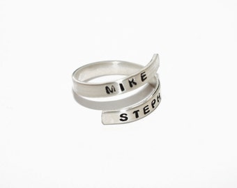 Couples Wrap Ring